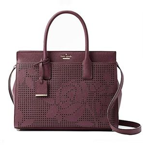 Kate Spade Cameron Street Candace Perforated Bag